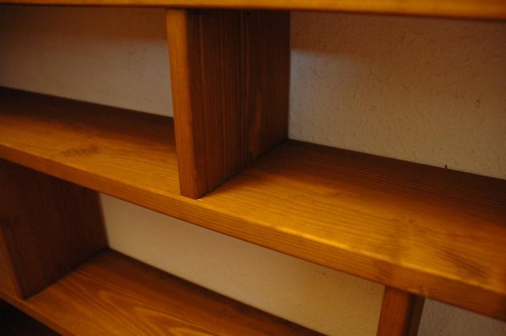 Bücherregal im Flur  dein Tischler in Leipzig dein  ~ Bücherregal Flur