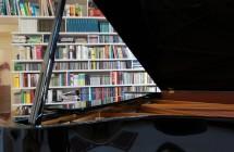 Bücherregal Flügel