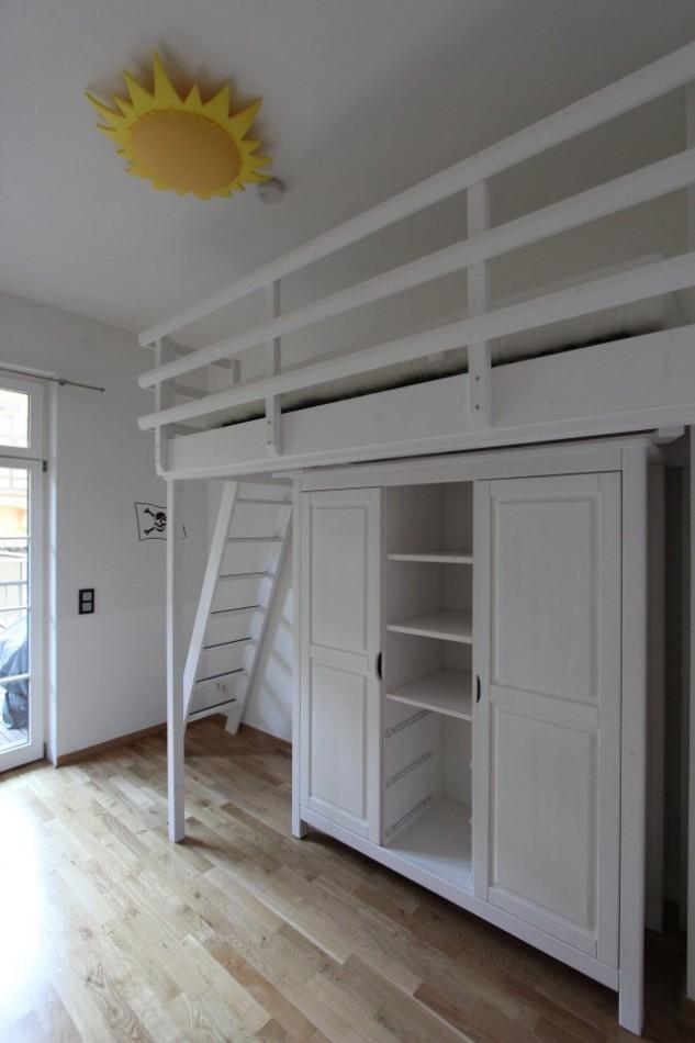 hochbett mit integriertem begehbaren kleiderschrank alle ideen ber home design. Black Bedroom Furniture Sets. Home Design Ideas