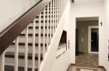 Treppenuntetrschrank