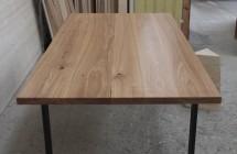 Draufsicht Tischplatte