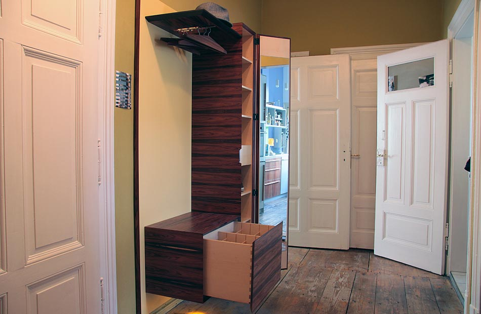 garderobe dein tischler in leipzig dein tischler in leipzig. Black Bedroom Furniture Sets. Home Design Ideas