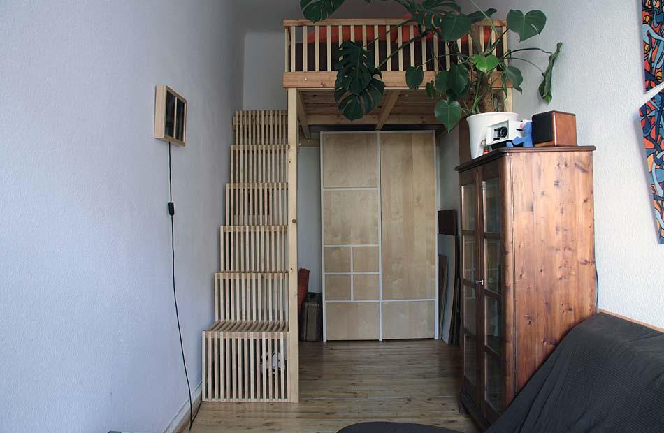 hochbett 2 dein tischler in leipzig dein tischler in leipzig. Black Bedroom Furniture Sets. Home Design Ideas