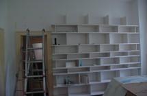 Aufbau Regalwand.3
