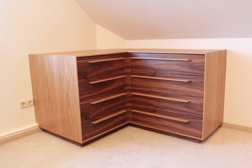 ankleide und schlafzimmer aus eiche und nussbaum dein tischler in leipzig dein tischler in. Black Bedroom Furniture Sets. Home Design Ideas