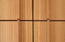 Detail Türfugen Griffleiste