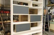 Bücherregal Werkstatt